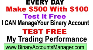 Best Binary Strategy EURUSD 60 Second Time Frame / Daily Make $583 with $100